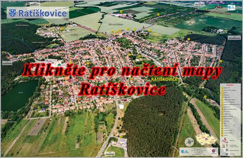 Interaktivní fotomapa Ratíškovice