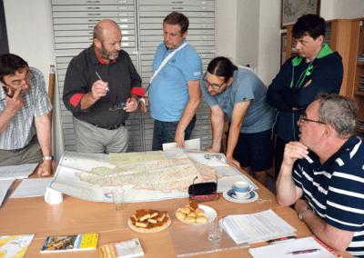 Hodnotící komise soutěže Mapa roku 2019