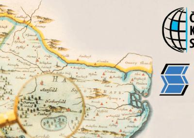 Magnetická mapa získala ocenění v soutěži MAPA ROKU!